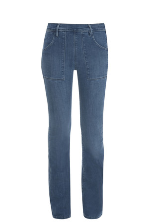 Frame Denim Women`s Flare De Francoise Jeans Boutique1