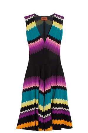Missoni Women`s Flared Dress Boutique1