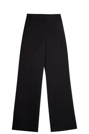 Oscar De La Renta Women`s Flared Trousers Boutique1