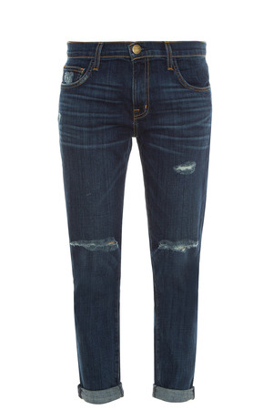Current/elliott Women`s Fling Boyfriend Jeans Boutique1