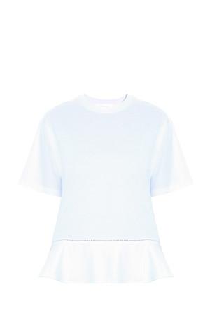 Victoria, Victoria Beckham Women`s Flounce T-shirt Boutique1