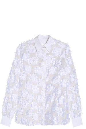 Victoria, Victoria Beckham Women`s Flower Shirt Boutique1