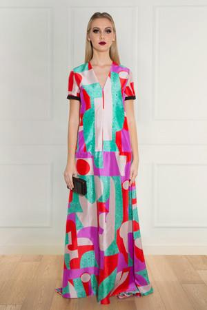 Roksanda Women`s Fluro Bryant Dress Boutique1