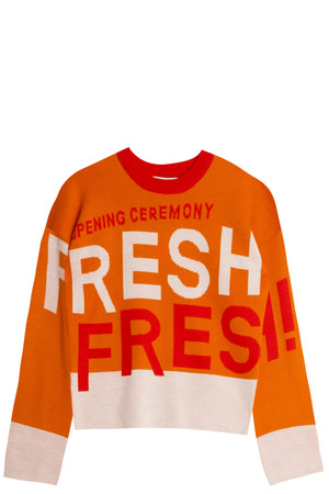 Opening Ceremony Women`s Fresh Knit Top Boutique1