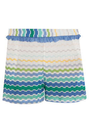 Missoni Women`s Frill Shorts Boutique1