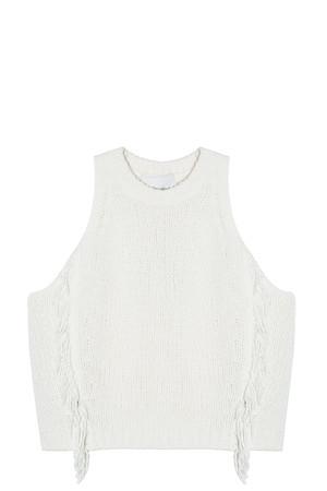 3.1 Phillip Lim Women`s Fringed Knit Boutique1
