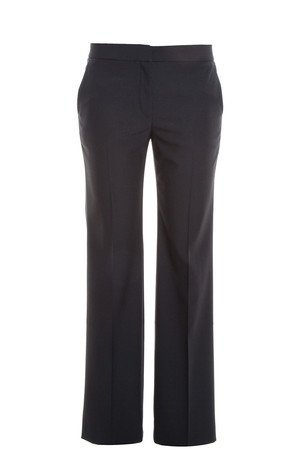 Helmut Lang Women`s Gabardine Trousers Boutique1
