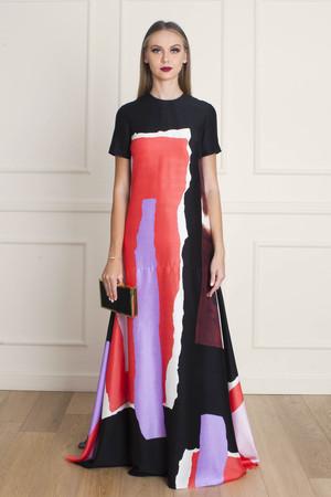 Garnet Gown