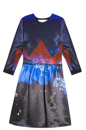 Victoria, Victoria Beckham Women`s Gathered Waist Dress Boutique1