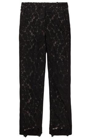 Erdem Women`s Gianna Lace Straight Pant Boutique1