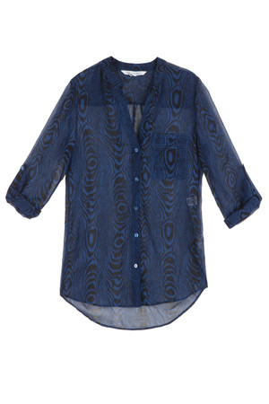 Diane Von Furstenberg Women`s Gilmore Shirt Boutique1