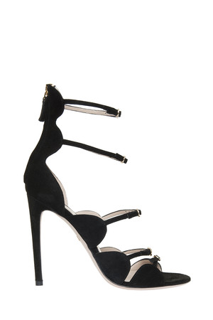 Giambattista Valli Women`s Gladiator Heels Boutique1