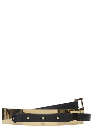 Gold Plate Belt