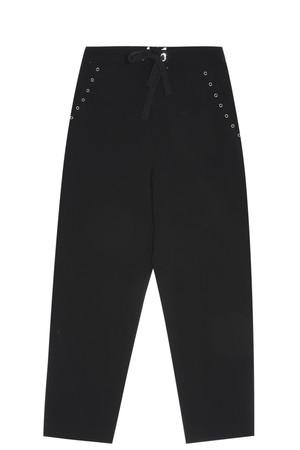 Elizabeth And James Women`s Grommet Trousers Boutique1