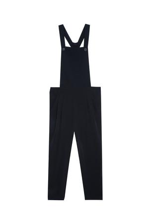 Tibi Women`s Heavy Silk Jumpsuit Boutique1