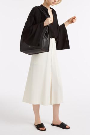 Helmut Lang Women`s Wide Sleeve Blouse Boutique1