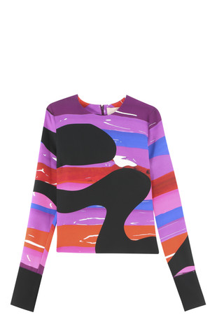 Roksanda Women`s Hester Blouse Boutique1
