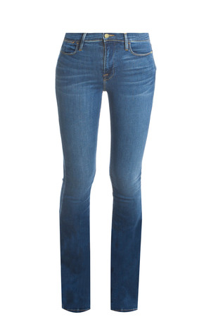 Frame Denim Women`s High Flare Jeans Boutique1