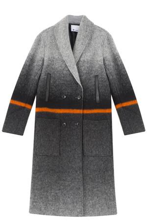 T By Alexander Wang Women`s Horizon Coat Boutique1