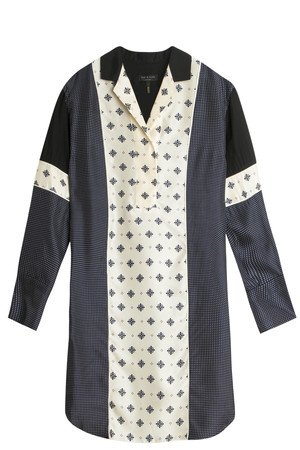 Rag Bone Women`s Hugh Pyjama Dress Boutique1