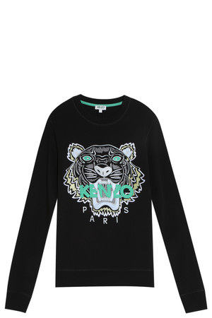 Kenzo Men`s Iconic Tiger Sweater Boutique1