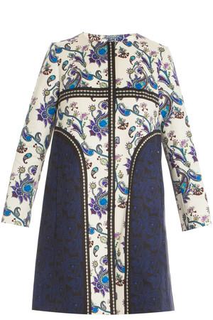 Mary Katrantzou Women`s Iona Coat Boutique1