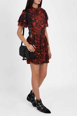Isabel Marant Women`s Ivana Printed Dress Boutique1