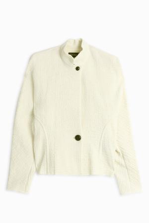 Isabel Marant Women`s Linda Wool Boucle Jacket Boutique1