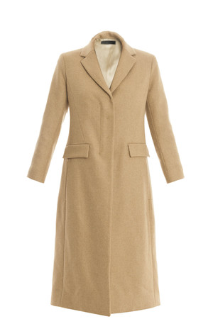 The Row Women`s Jackson Wool Coat Boutique1