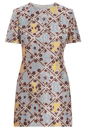 Mary Katrantzou Women`s Jacquard Dress Boutique1