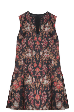 Giambattista Valli Women`s Jacquard Mini Dress Boutique1