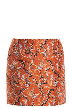 Mary Katrantzou Women`s Jacquard Mini Skirt Boutique1