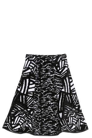 Issa London Women`s Jacquard Skirt Boutique1