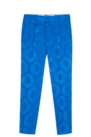 Isabel Marant Women`s Jacquard Trousers Boutique1
