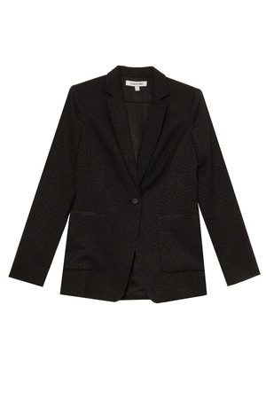 Elizabeth And James Women`s Jarough Jacquard Blazer Boutique1
