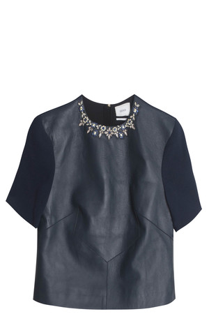 Erdem Women`s Juana Crystal Top Boutique1