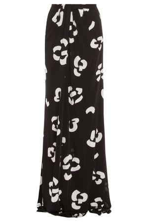 Issa London Women`s Karen Print Maxi Skirt Boutique1