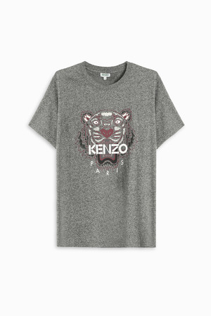 Kenzo Men`s Iconic Tiger T-shirt Boutique1
