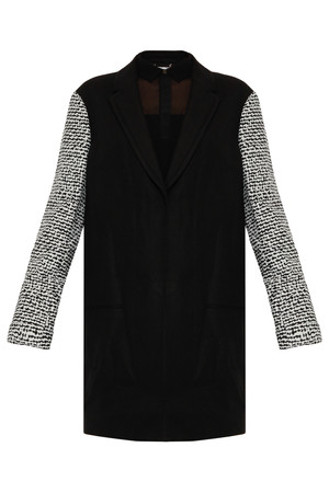 Diane Von Furstenberg Women`s Keziah Novelty Coat Boutique1