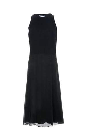 T By Alexander Wang Women`s Knit Tank Dress Boutique1