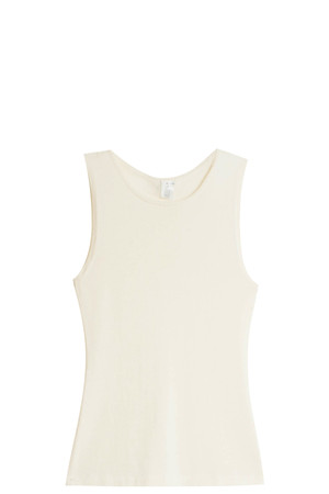 Oscar De La Renta Women`s Knit Tank Top Boutique1
