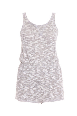 Lna Women`s Knitted Romper Boutique1