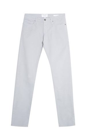 Frame Denim Men`s L'homme Chino Trousers Boutique1