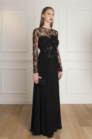 Elie Saab Men`s Lace Beaded Dress Boutique1