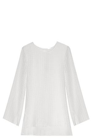Adam Lippes Women`s Lace Blouse Boutique1