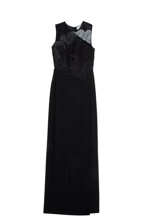 3.1 Phillip Lim Women`s Lace Insert Gown Boutique1