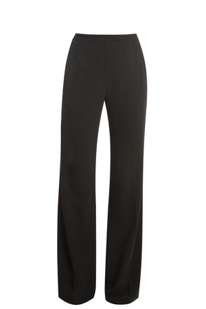 Elie Saab Women`s Lace Insert Trousers Boutique1