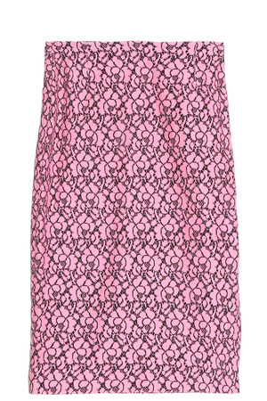 Derek Lam 10 Crosby Women`s Lace Skirt Boutique1
