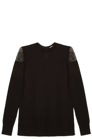 Adam Lippes Women`s Lace Sweater Boutique1