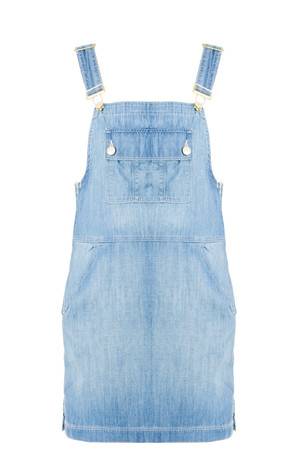 Frame Denim Women`s Le Apron Dress Boutique1